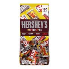 허쉬 미니어처 초콜릿 1.58kg_(2032666)