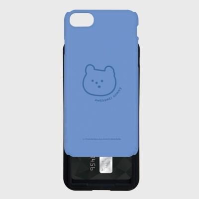 blue palette gummy [카드슬라이드 폰케이스]_(1014898)