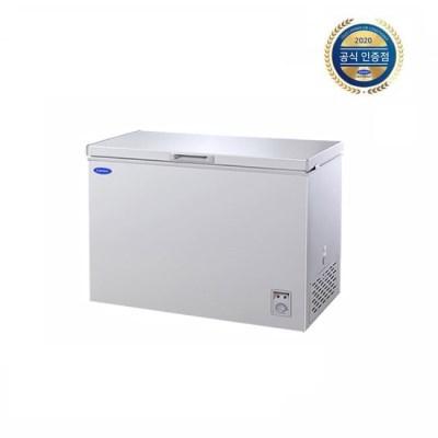 냉장고 냉동고 CSBM-D300SO (화이트) 300ℓ 무료설치