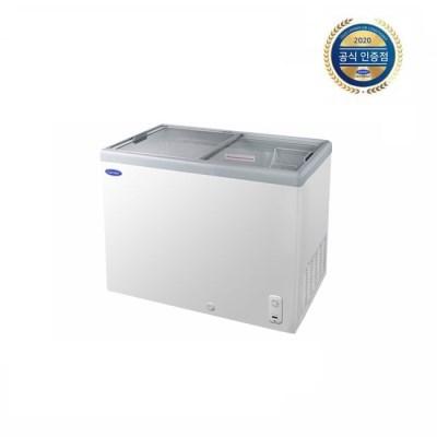 냉장고 냉동고 CSDH-D300WA (화이트) 무료설치