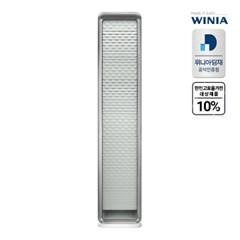 (전국기본설치포함) 위니아 스탠드 에어컨 WPVW17ECSAG 인버터