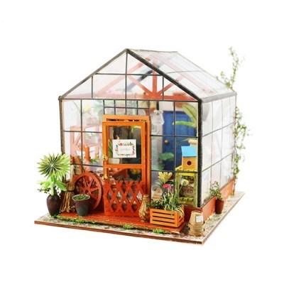DIY 미니어처 하우스(난이도 중'상)-DG104_홈가드닝