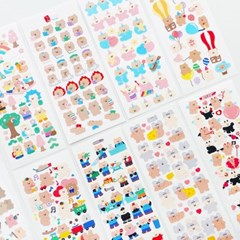 RoomRoom seal stickers 56-64