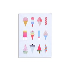 아이스크림 포스터