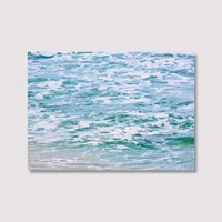 Seafoam Green (5070 size) - Jitten 인테리어 포스터
