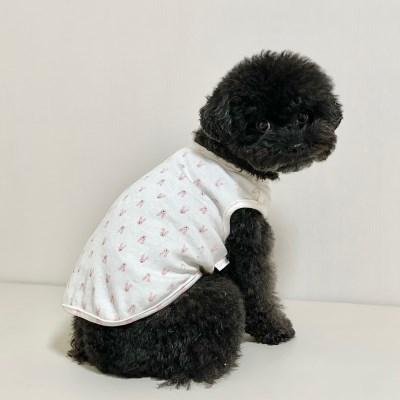 러블리댕댕 강아지 토끼 티셔츠