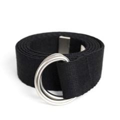 HEAVY WEIGHT SV D-RING BELT (black)