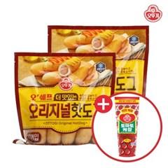 [오뚜기] 오쉐프_더 맛있는 오리지널 핫도그 (20개입)+_(10795993)