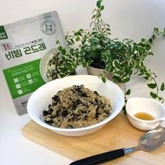 간편나물 국내산 비빔곤드레 80g 7팩 혼밥 전투식량 상