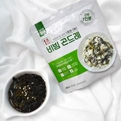 간편나물 국내산 비빔곤드레 80g 5팩 혼밥 전투식량 상