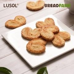 [루솔][브레드팜] 우리밀 하트파이 쿠키
