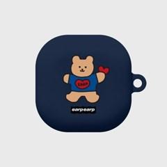 Bear heart-navy(버즈라이브 컬러젤리)_(1833347)