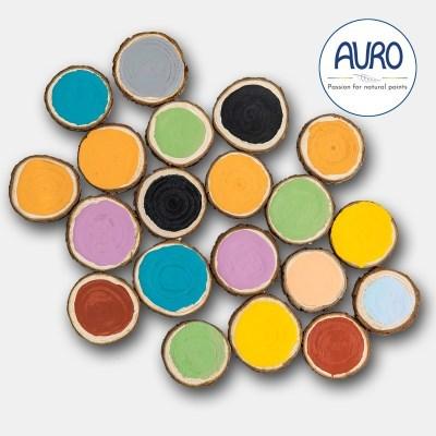 AURO 아우로 No.517 컬러 래커(미백색계열) 2.5L 무광_8