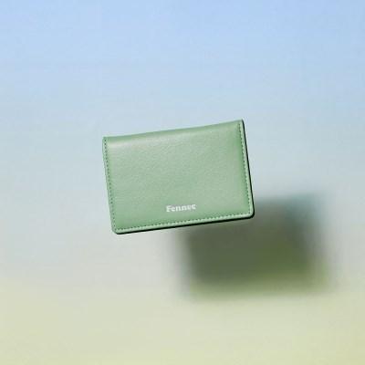 [21SS] FENNEC SOFT CARD CASE - MINT