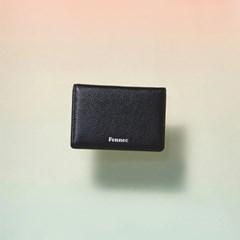 [21SS] FENNEC SOFT CARD CASE - BLACK