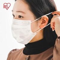 아이리스 안심 청결 마스크 50매 대형 KM-AS50PL_(1890458)