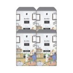 반나드리 최고급형 패드 소형 50매X4개 (1타)_(774419)