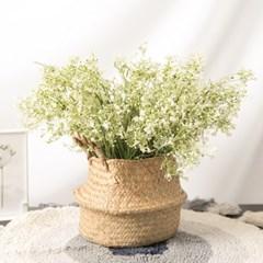열매안개꽃부쉬 40cm 조화 꽃 인테리어 장식 FAIAFT