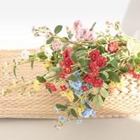 메리골드가지 73cm 조화 꽃 인테리어 장식 FAIAFT