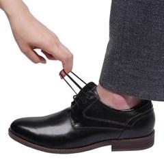 이놀 라운드형 고무신발끈 구두끈 워커 등산화 120cm