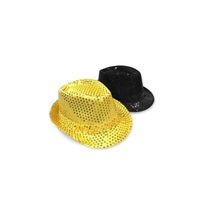 반짝이 모자 (학예회, 운동회 도구, 스팽글 모자)