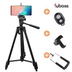 튜바스 TBS-2012 고급형 스마트폰 카메라 삼각대 풀세트