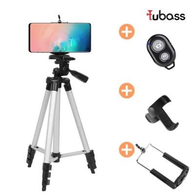 튜바스 TBS-3110 스마트폰 카메라 삼각대 풀세트