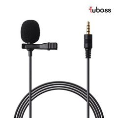 튜바스 TBS-MM2 핀마이크 유튜브 ASMR 촬영 장비