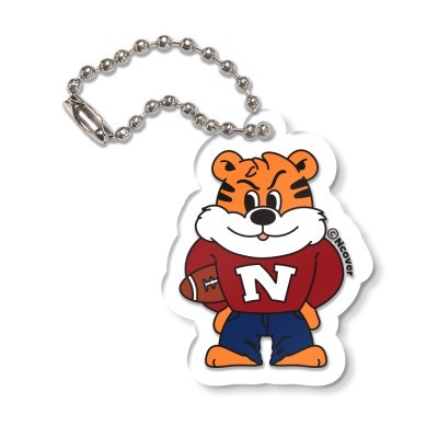 RUGBY BERT-CLEAR(KEYRING)_(1844698)