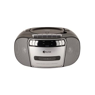 아남 오디오 PA-270 카세트 CD 라디오 녹음 휴대겸용