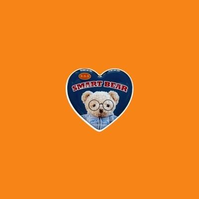 Smart Bear Heart Griptok