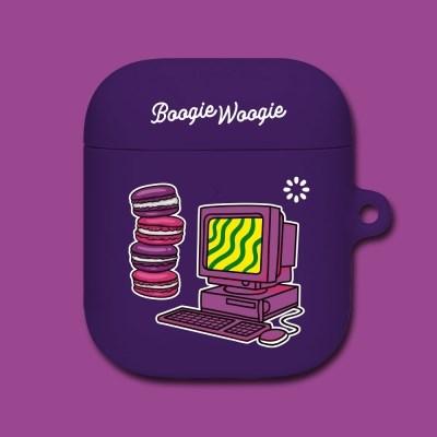 에어팟/에어팟프로 케이스 - 퍼플(Purple)
