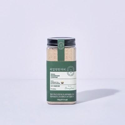 리얼방탄 방탄커피 통 (180g) 키토제닉 저탄고지 다이어트