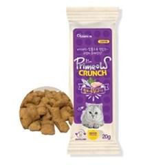 프리미요 크런치 맛있는 참치&닭고기20g_(777111)