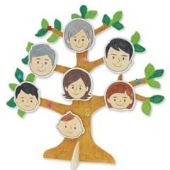 소중한 가족나무 꾸미기(5인용)