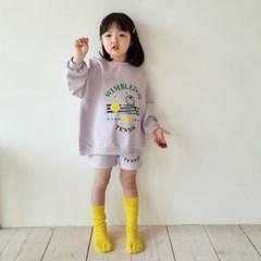 폴) 윔블던 아동 반바지 상하세트-주니어까지