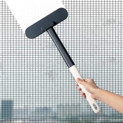 파스텔 방충망 다용도 미니청소밀대 먼지제거 욕실