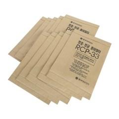 유성기업 대우 청소기 먼지봉투 종이 필터 10P