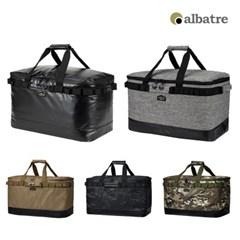 알바트레 캠핑 멀티 수납가방 중형컨테이너 48L 5종