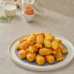 [하우스원푸드] 미니붕어빵(카스타드) 500g