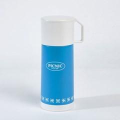 [모던하우스] L 피크닉 보온병 블루 350ml
