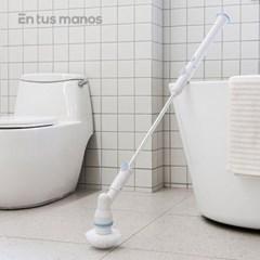 [엔뚜마노] 이지투윅 무선 전동 욕실 청소기 EM-BV20000