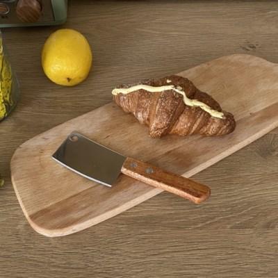 미니 중식도 브런치 치즈 나이프 캠핑용 도끼칼