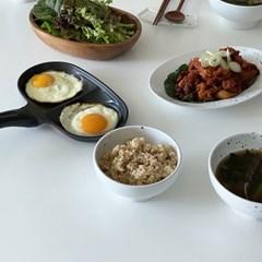 [폴라앳홈] 얼반시리즈 (얼飯) 밥공기