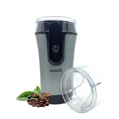 원두 커피 기계 전동 원터치 그라인더