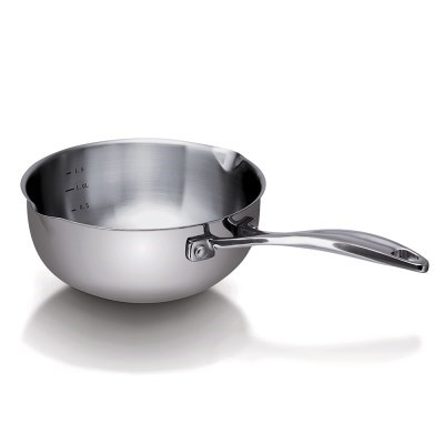 베카 Chef  코니컬 스텐  편수 소스팬 20cm_(787460)