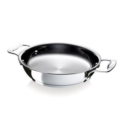 베카 Chef 미니 스텐 프라이팬 16cm_(787459)