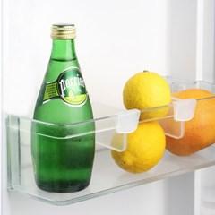 냉장고 정리 홀더 클립 2p