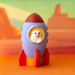 데꼴 2021 우주 피규어 반짝로켓