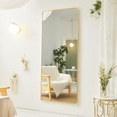 라운드형 전신거울 현관 미용실 홈트 인테리어거울 700x1700